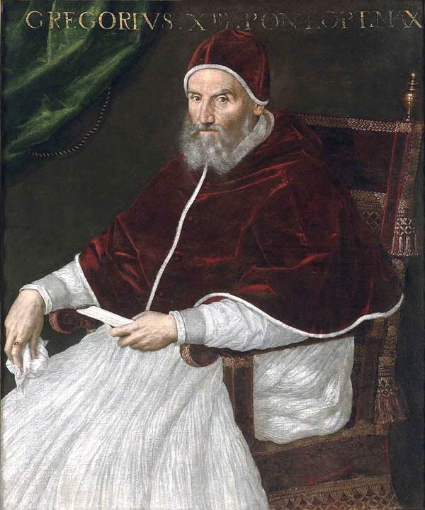 Papst Gregor XIII. (1502 - 1585)