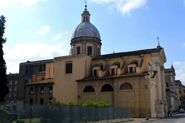 Rom - Chiesa San Rocco all'Augusteo